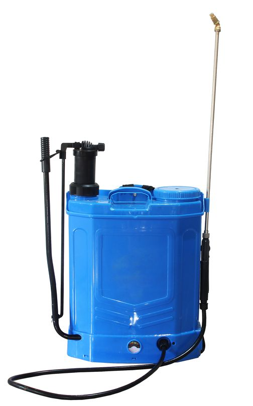 Blue Sprayer